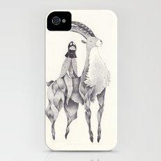 もののけ姫 iPhone (4, 4s) Slim Case