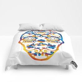00 - COPERNICUS SKULL Comforters