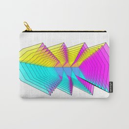 Cubes 4 Carry-All Pouch