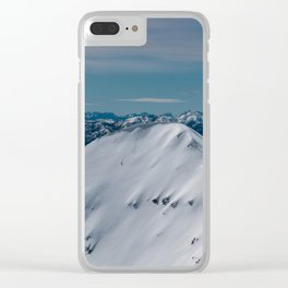 SASS Chile Clear iPhone Case