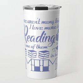 Reading Mimi Travel Mug