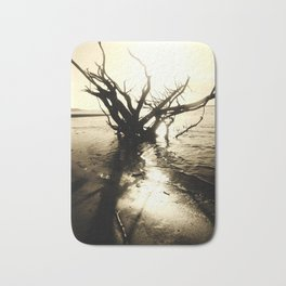 Skeleton Tree Bath Mat