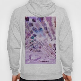 528 - Abstract Colour Design Hoody