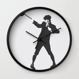 John Gallagher Jr. - Spring Awakening Wall Clock