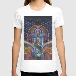 Mary of the Sacred Feminine T-shirt