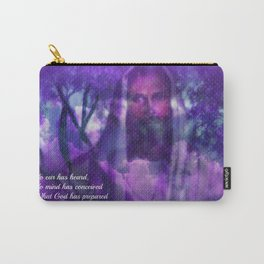 Those Who Love Me by Sherri Of Palm Springs Carry-All Pouch