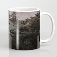 dinosaurs Mugs featuring Dinosaurs by TaLins