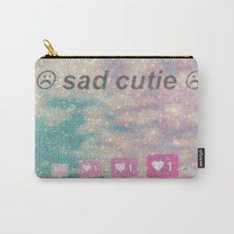Sad cutie Carry-All Pouch