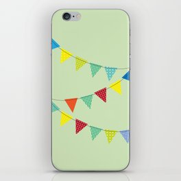 Hurray for boys! iPhone Skin