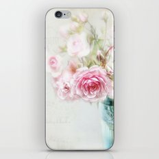romantic rose iPhone & iPod Skin
