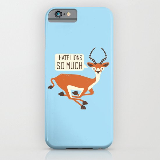 Prey Tell iPhone & iPod Case