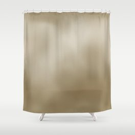 Champagne Vintage Foil Shower Curtain
