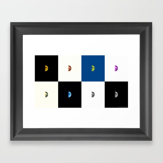 Lunamosity Framed Art Print