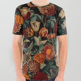 EXOTIC GARDEN - NIGHT XXI All Over Graphic Tee