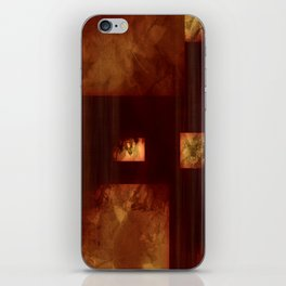 Strange Arrange iPhone Skin