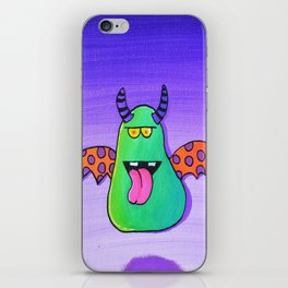 Creatch: Meet Maurice iPhone Skin