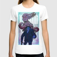 xmen T-shirts featuring Xmen vs The Thing by ashurcollective