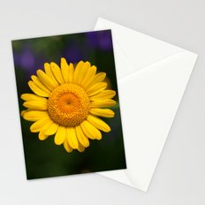 Yellow Daisy 4217 Stationery Cards