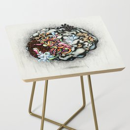 Isolating the Collective Unconscious Side Table