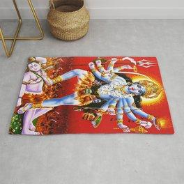 Hindu Kali 15 Rug