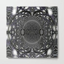 The Universe Unfolds Metal Print