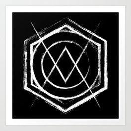 Destiny: Blacked Out Art Print