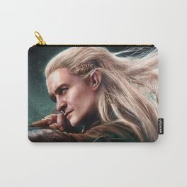 Elven Prince of Mirkwood Carry-All Pouch