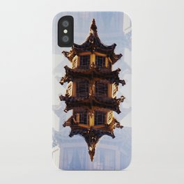 ter (35mm multi exposure) iPhone Case