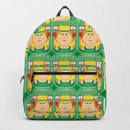 Basketball Green - Alleyoop Buzzerbeater - Hazel version Backpack