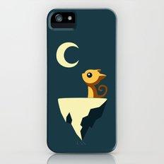 Moon Cat iPhone (5, 5s) Slim Case