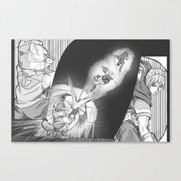 Teams - PewFat Canvas Print