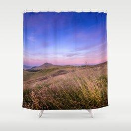 Lomond Sunset Sky Shower Curtain