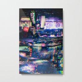City Dreams II Metal Print