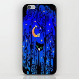 ✨ ✧ The Cat 🐈 iPhone Skin