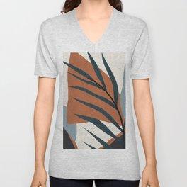 Abstract Art 35 Unisex V-Neck