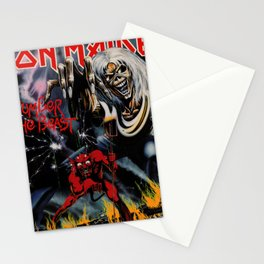 IRON MAIDEN Stationery Cards