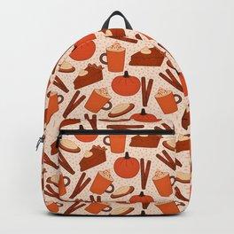 Pumpkin Fanatic Backpack
