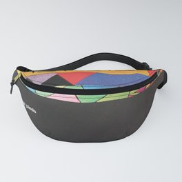 old placard la creation a nos pieds musee des Fanny Pack
