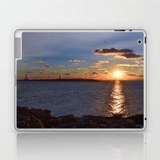Twin Light Sunrise Laptop & iPad Skin