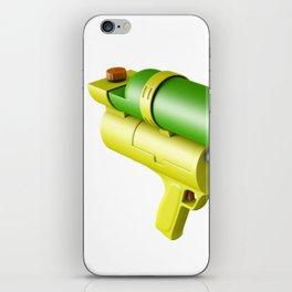 Water Gun iPhone Skin