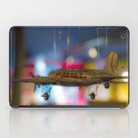 plane iPad Cases featuring Plane by Sébastien BOUVIER