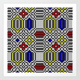 Rachna Bauhaus 4 Art Print