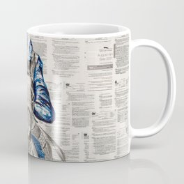 Race Coffee Mug