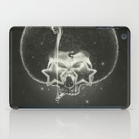 sagan iPad Cases featuring Mr. Stardust by Dr. Lukas Brezak