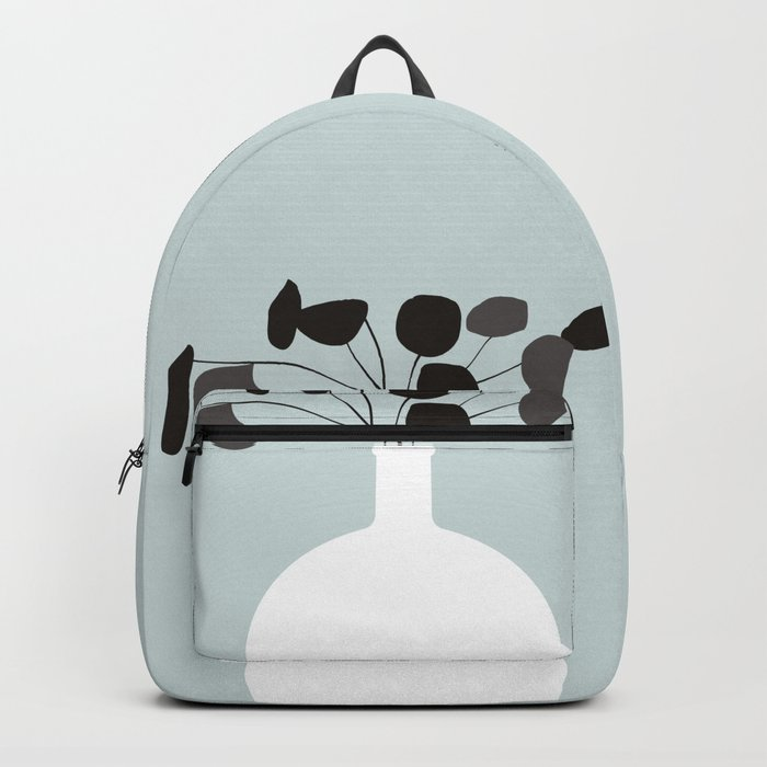 White Vase #society6 #decor #buyart Backpack