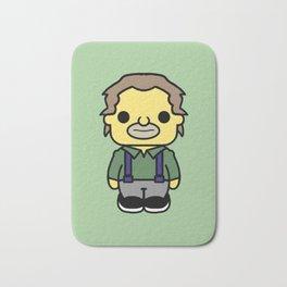 lenny style pin y pon Bath Mat