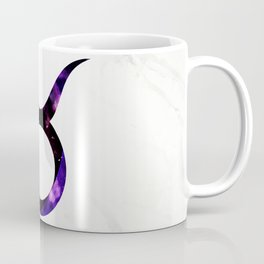 Watercolor Taurus Coffee Mug