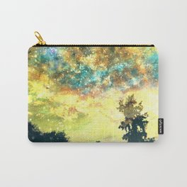 Stirring Starry Night Carry-All Pouch