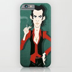 Nick is down here for your soul iPhone 6s Slim Case