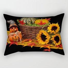 Halloween pumkin Rectangular Pillow